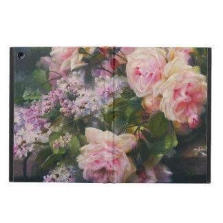 Rosas y lilas del Victorian