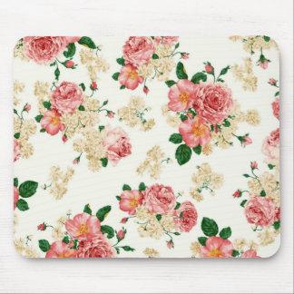 Rosas y magnolias alfombrillas de ratón