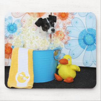 Rosco - Rat Terrier Mouse Pad