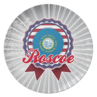 Roscoe, SD Dinner Plates