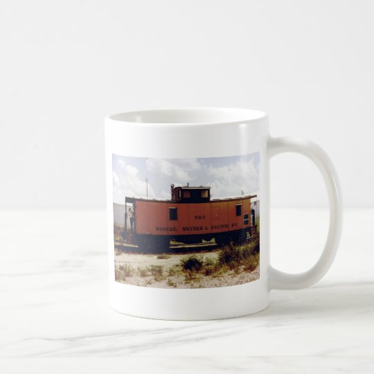 Roscoe, Snyder and Pacific Coffee Mug