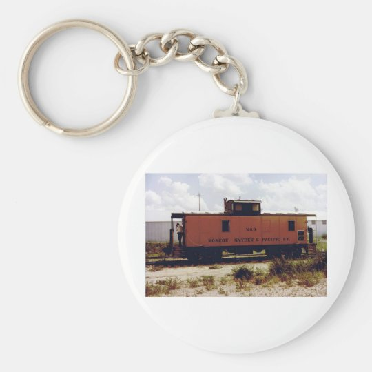 Roscoe, Snyder and Pacific Keychain