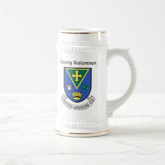 Roscommon Beer Stein Coffee Mugs
