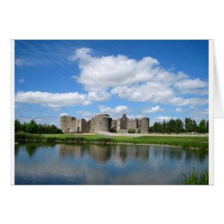 Roscommon Castle Card