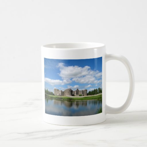 Roscommon Castle Coffee Mug