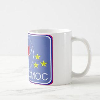Roscosmos Flight Patch Coffee Mug