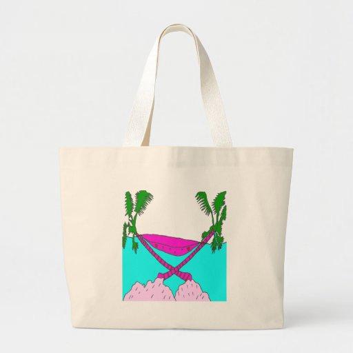 ROSE1.png HAMMOCK Tote Bags