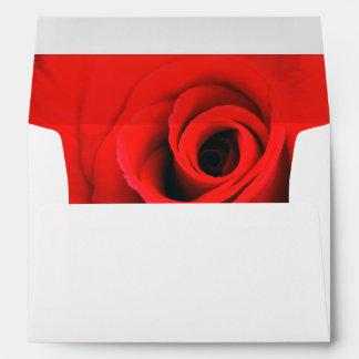 Rose #10 envelope