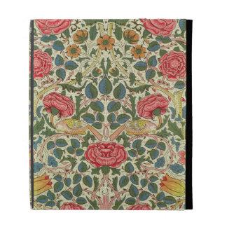 'Rose', 1883 (printed cotton) iPad Case