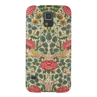 'Rose', 1883 (printed cotton) Case For Galaxy S5