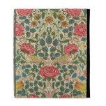 'Rose', 1883 (printed cotton) iPad Cases