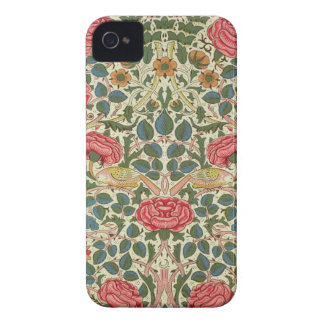 'Rose', 1883 (printed cotton) iPhone 4 Cover