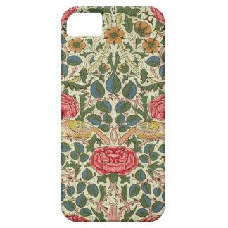 'Rose', 1883 (printed cotton) iPhone SE/5/5s Case