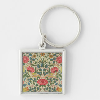 'Rose', 1883 (printed cotton) Keychain