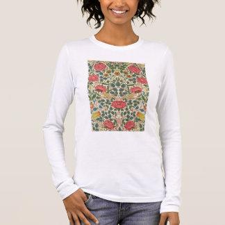 'Rose', 1883 (printed cotton) Long Sleeve T-Shirt