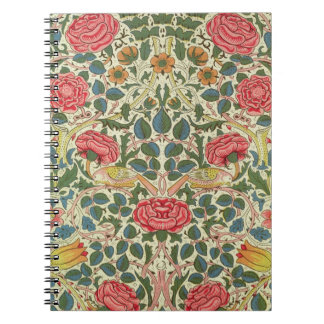 'Rose', 1883 (printed cotton) Note Book