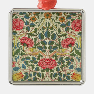 'Rose', 1883 (printed cotton) Christmas Ornaments