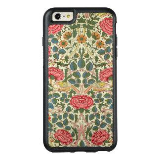 'Rose', 1883 (printed cotton) OtterBox iPhone 6/6s Plus Case