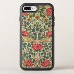 'Rose', 1883 (printed cotton) OtterBox Symmetry iPhone 8 Plus/7 Plus Case