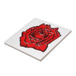 Rose #1 ceramic tiles