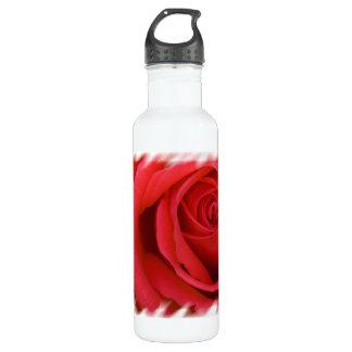 Rose 1 water bottle