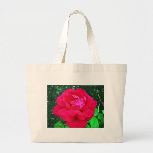 Rose#2 Bolsas Lienzo