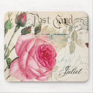 Rose (2) mouse pad