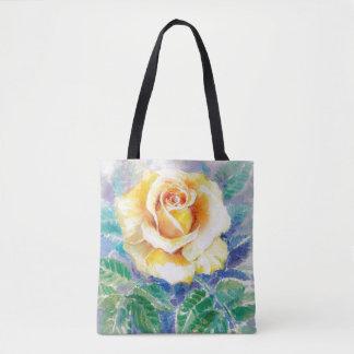 Rose 2 tote bag