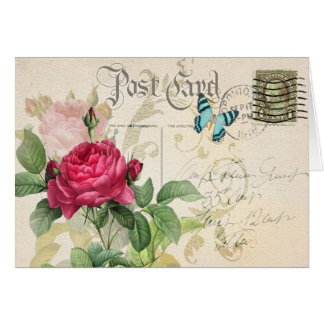 Rose (3) Greeting Card