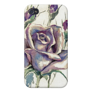 Rose 3 iPhone 4 cover