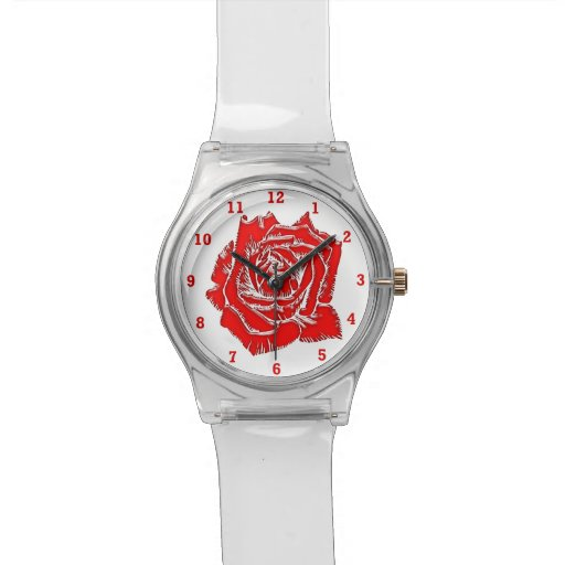 Rose #3 watch