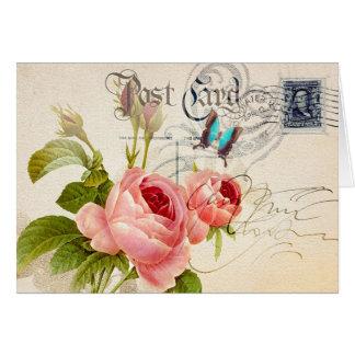 Rose (4) Greeting Card