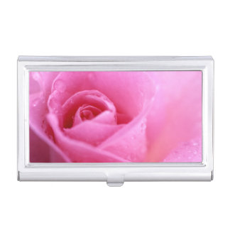 Rose #7 business card case