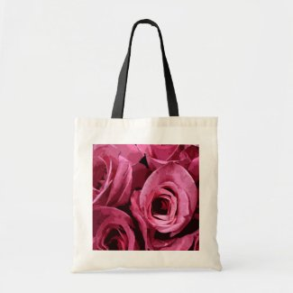 Rose Abstract Bag