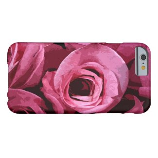 Rose Abstract iPhone 6 Case
