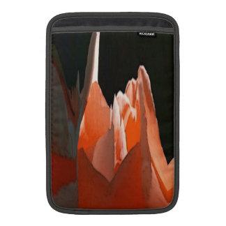 Rose Abstract MacBook Sleeve