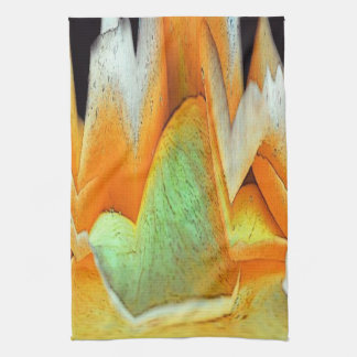 Rose Abstract Towel
