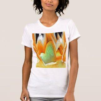 Rose Abstract Tanks