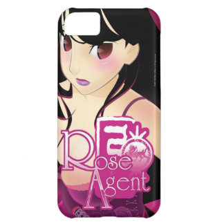Rose Agent - Case-Mate iPhone 5 Barely There Case Case For iPhone 5C