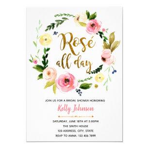 ea890e0819ed Rose all day bridal shower invitation