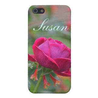 Rose and Honeysuckle Case For iPhone SE/5/5s