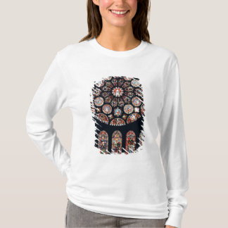 Rose and lancet windows from the south wall T-Shirt