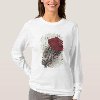 <Rose and Music> by Kim Koza 2 T-Shirt