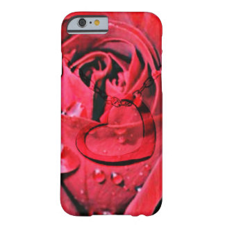 Rose and Necklace (U) Barely There iPhone 6 Case