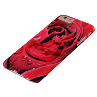 Rose and Necklace (U) Barely There iPhone 6 Plus Case