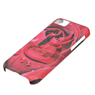 Rose and Necklace (U) iPhone 5C Case