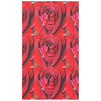 Rose and Necklace (U) Tablecloth