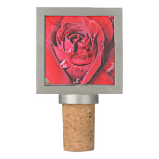Rose and Necklace (U) Wine Stopper