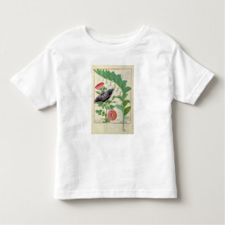 Rose and Polygonatum Toddler T-shirt