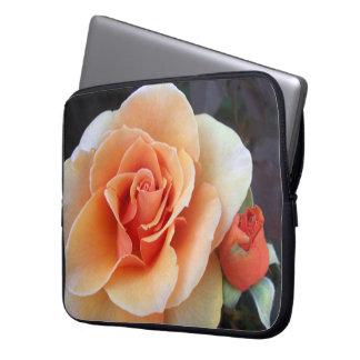 Rose and Rosebud Laptop Sleeve